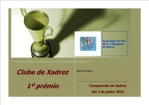 Premio Xadrez