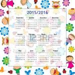 calendario escolar_2015