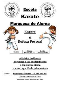 Flyer_Karate
